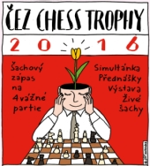 Navara vs. Rapport - ČEZ CHESS TROPHY 2016